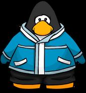 Blue Snowsuit PC