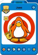 Joee Player Card - Mid February 2019 - Club Penguin Rewritten (2)