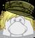 Khaki Rocker Cap
