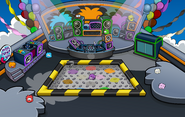 Puffle Party 2018 Night Club Rooftop