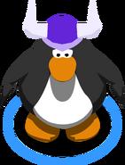 Purple Viking Helmet IG