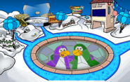 Waddle On Snow Forts