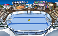 Water Party 2017 Ice Rink