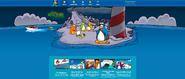 Halloween Party 2018 Homepage - Club Penguin Rewritten
