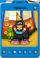Halopona Player Card - Late September 2019 - Club Penguin Rewritten (3)