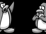 Living Sled Penguins