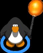 Orange Balloon In-Game