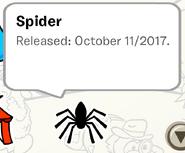 Spider Pin SB