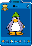 Thorn Player Card - Mid April 2019 - Club Penguin Rewritten (2)