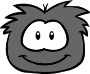 Wilderness Black Puffle