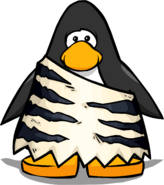 Zebra Cave Toga PC