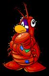 LobsterCostumeOnPlay