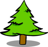 Small Christmas Tree sprite 001