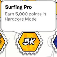 Surfing Pro SB