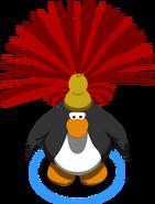 Apple Headdress IG