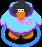 Blue Daisy Hoodie IG