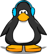 Blue Earmuffs PC