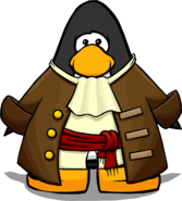 Captain's Coat PC