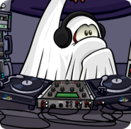 DJ Maxx's Halloween Player Card