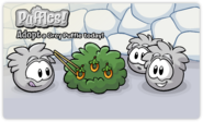 Puffle Party 2019 Login Grey