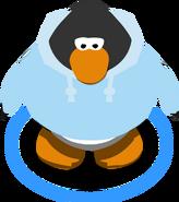 Bright Blue Hoodie IG