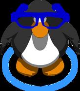 Giant Blue Sunglasses IG