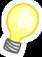 Light Bulb Pin