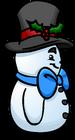 Top Hat Snowman sprite 007