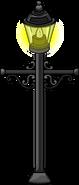 Wrought Iron Lamp Post sprite 001