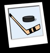 Hockey Background Icon