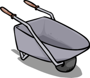 Wheelbarrow sprite 003