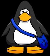 Blue Mail Bag Player Card