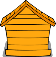 Orange Puffle House sprite 003
