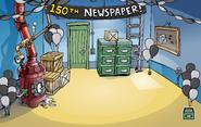 150th Newspaper Event Boiler Room
