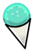 Snow Cone Pin