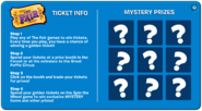 The Fair 2019 Mystery Prizes