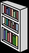 White Bookcase sprite 007