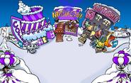 2nd Anniversary Town
