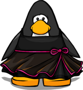 Black Party Dress PC
