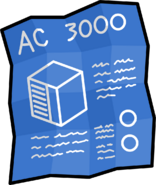AC 3000 Blueprints