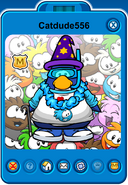 Catdude556 Player Card - Late February 2020 - Club Penguin Rewritten (2)