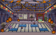 Halloween Party 2017 Dojo