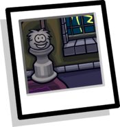 Haunted House BG Icon