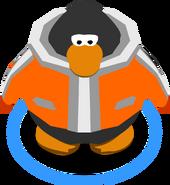 Orange Snowsuit 3