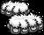 Snow Monkey Feet