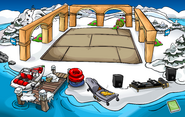 Winter Fiesta 2018 Dock
