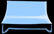 Blue Bench sprite 001