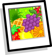 Fruit Frenzy Background Icon