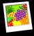 Fruit Frenzy Background Icon