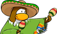 Winter Fiesta Penguin - Club Penguin Times